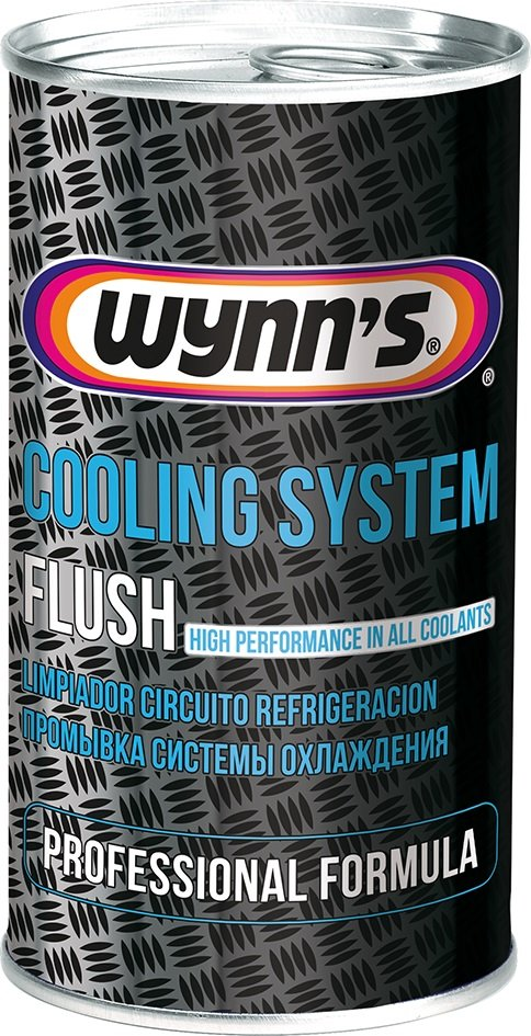 Промывка системы охлаждения Cooling System Flush, 325 мл