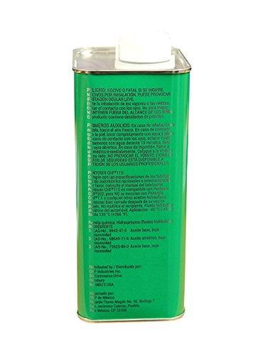 Масло гидравлическое Pentosin CHF 11S, 1 л Pentosin 1405116 - фото 4