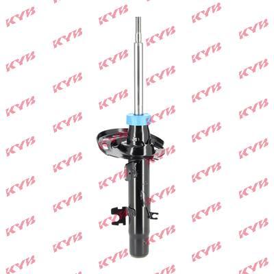 Стойка амортизатора передняя левая газомасляная KYB Excel-G