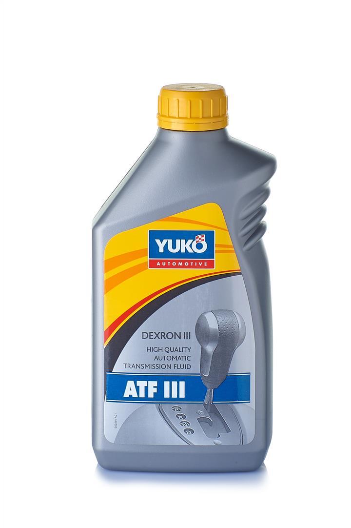 Масло трансмиссионное YUKO Atf Iii, 1 л