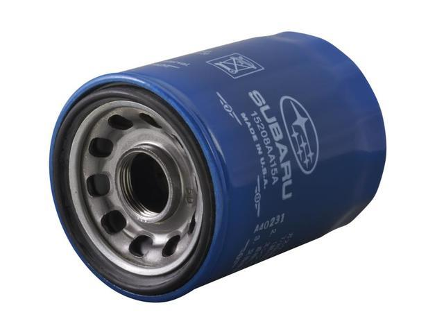 Фильтр масляный Subaru 15208AA15A
