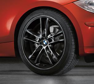 Колесный диск легкосплавный schwarz BMW 36 11 6 786 887
