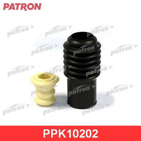Пыльник и отбойник на 1 амортизатор Patron PPK10202