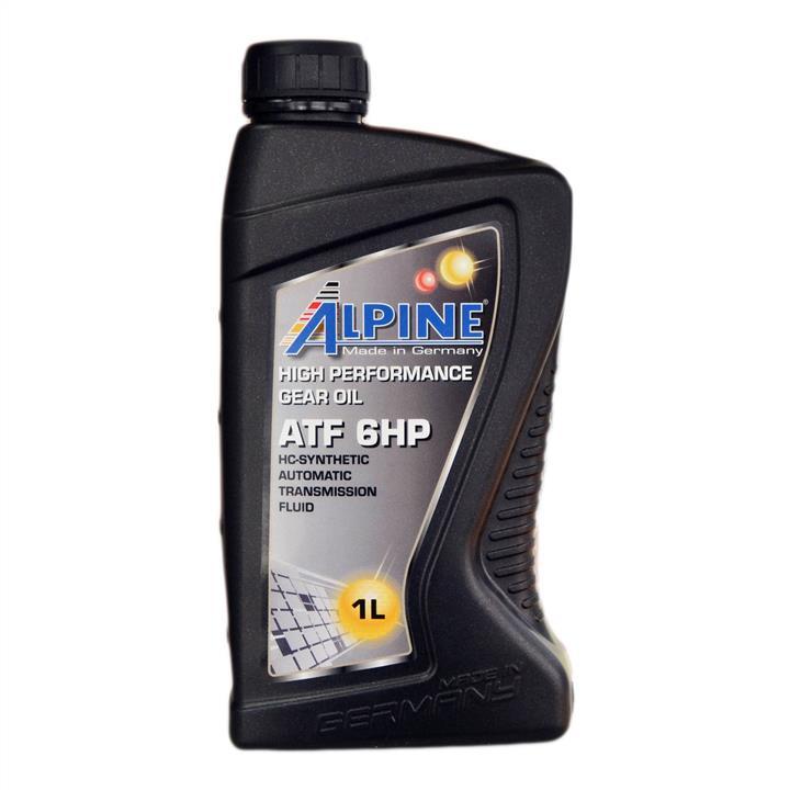 Масло трансмиссионное ALPINE ATF 6HP, 1 л