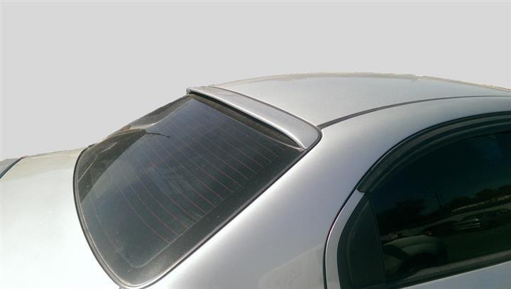 Спойлер заднего стекла Chevrolet Aveo T250 (2006-2011) AutoPlast CHAVC0611