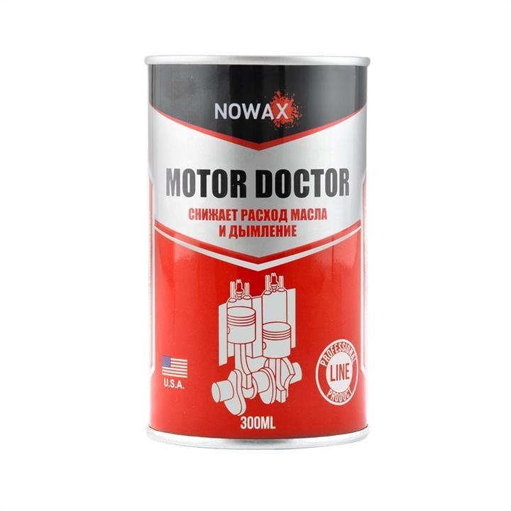 Присадка в масло моторное Nowax Motor Doctor, 0,3 л