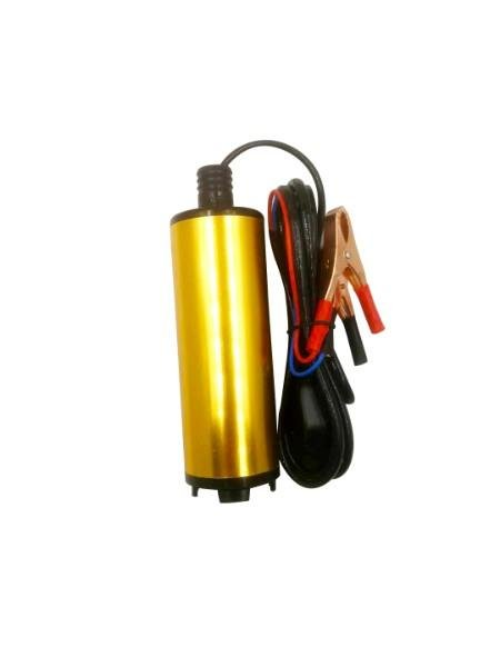 Насос топливоперекачивающий, погружной, с фильтром, в алюминиевом корпусе