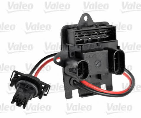 Резистор электродвигателя вентилятора Valeo 515086