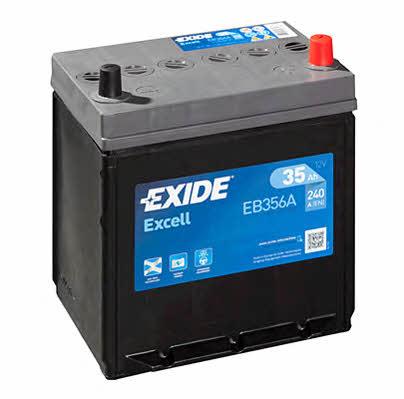 Батарея аккумуляторная Exide Excell 12В 35Ач 240A(EN) R+