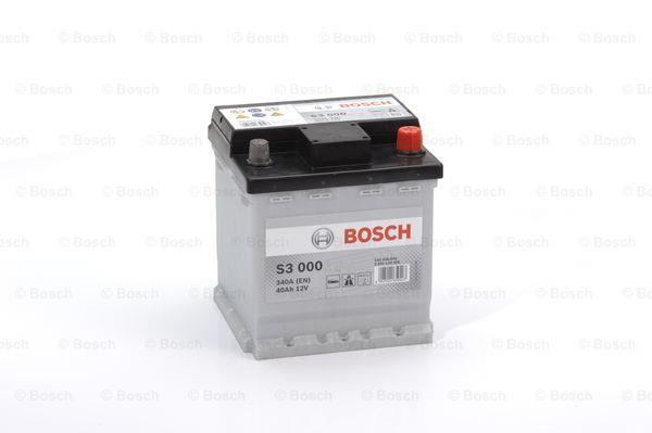 Батарея аккумуляторная Bosch S3 000 12В 40Ач 340A(EN) R+