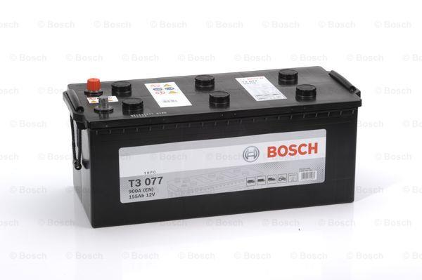 Батарея аккумуляторная Bosch T3 077 12В 155Ач 900A(EN) L+