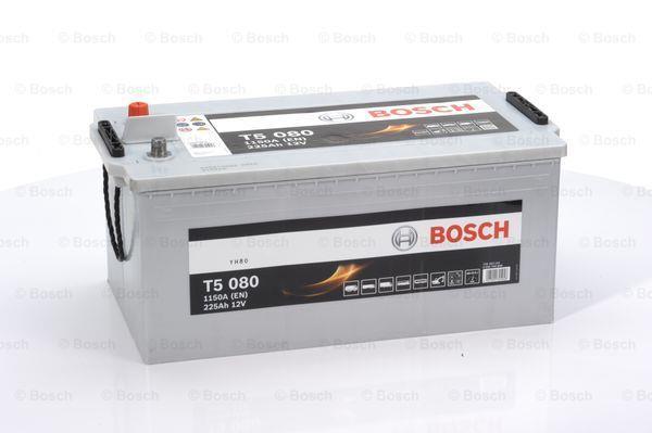 Батарея аккумуляторная Bosch T5 080 12В 225Ач 1150A(EN) L+