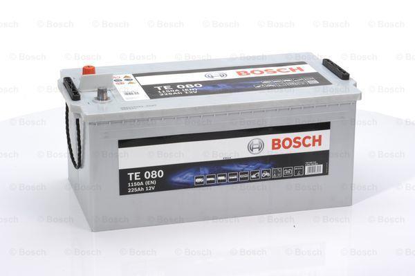 Батарея аккумуляторная Bosch TE 080 12В 225Ач 1150A(EN) L+