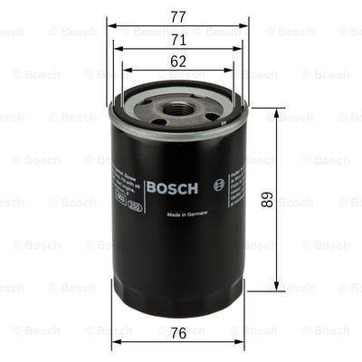 Фильтр масляный Bosch 0 451 103 079 - фото 9