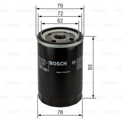 Фильтр масляный Bosch 0 451 103 363 - фото 7