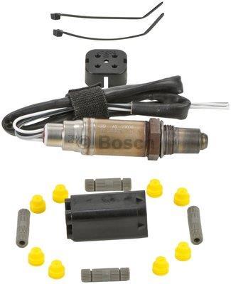 Датчик кислородный / Лямбда-зонд Bosch 0 258 986 507 - фото 7