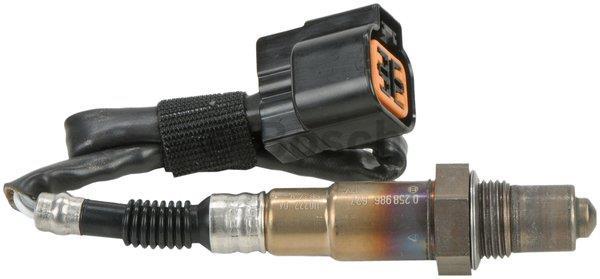 Датчик кислородный / Лямбда-зонд Bosch 0 258 986 627 - фото 5