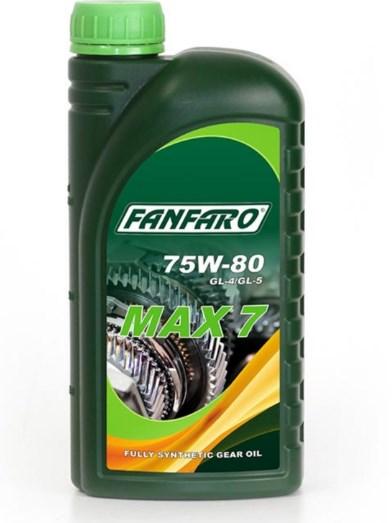 Масло трансмиссионное FANFARO GEAR OIL MAX 7, 1 л Fanfaro FF8710-1A