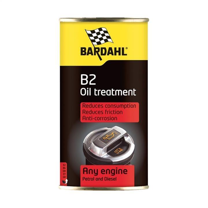 Присадка в масло моторное Bardahl B2, 300 мл