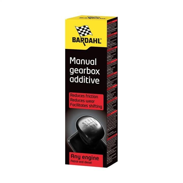 Присадка в масло КПП для увеличения износостойкости BARDAHL, 0.15 л