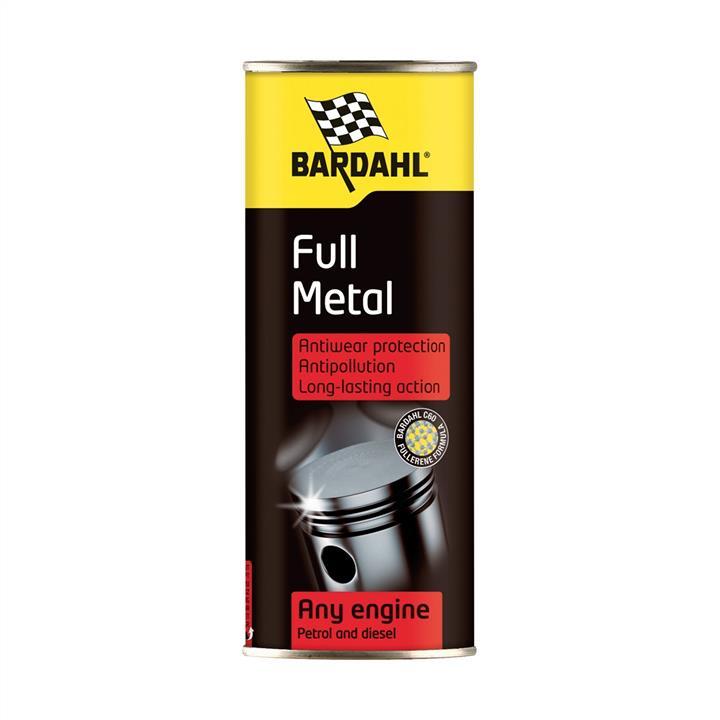 Присадка в оливу моторну комплексна Bardahl Full Metal, 400 мл Bardahl 2007B - фото 4