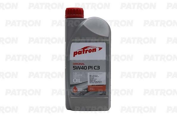 Масло моторное Patron Original Pi C3 5W-40, 1 л