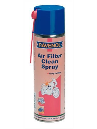"""Очиститель поролоновых фильтров """"Air Filter Clean-Spray"""" ,500 мл Ravenol 4014835703247"""