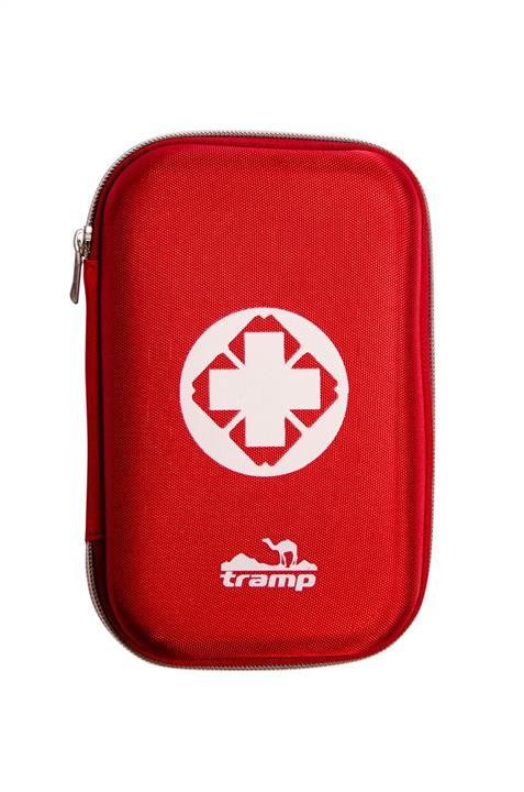 Футляр для медикаментов EVA TRA-193 (200х120х70мм), красная
