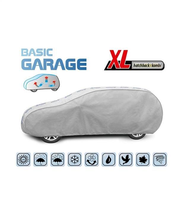 "Чехол-тент для автомобиля ""Basic Garage"" размер XL Hatchback"