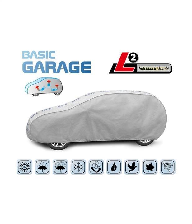"Чехол-тент для автомобиля ""Basic Garage"" размер L2 Hatchback"
