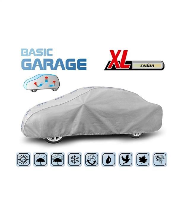 """Чехол-тент для автомобиля """"Basic Garage"""" размер XL Sedan"""