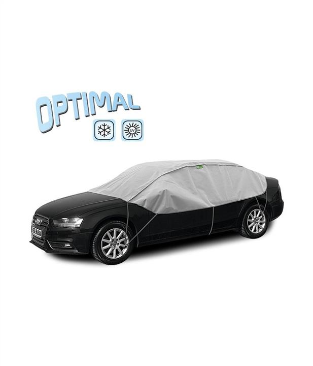 """Чехол-тент для автомобиля """"OPTIMAL"""" размер L Sedan"""