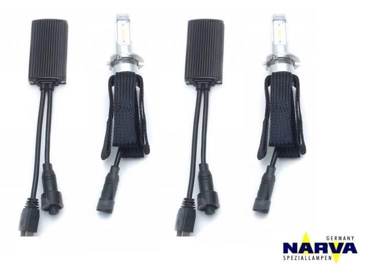 Лампы светодиодные комплект Narva Range Power LED H11 12V 16W 6000K (2 шт.)