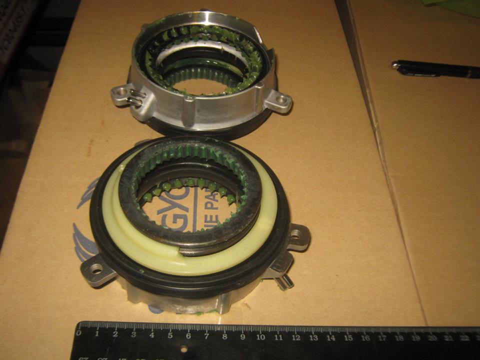 Муфта включения полного привода Ssang Yong 4151009100 - фото 5