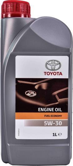 Масло моторное TOYOTA Engine Oil Fuel Economy 5W-30, 1 л