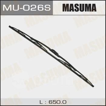 """Щетка стеклоочистителя каркасная Masuma Optimum 650 мм (26"""")"""