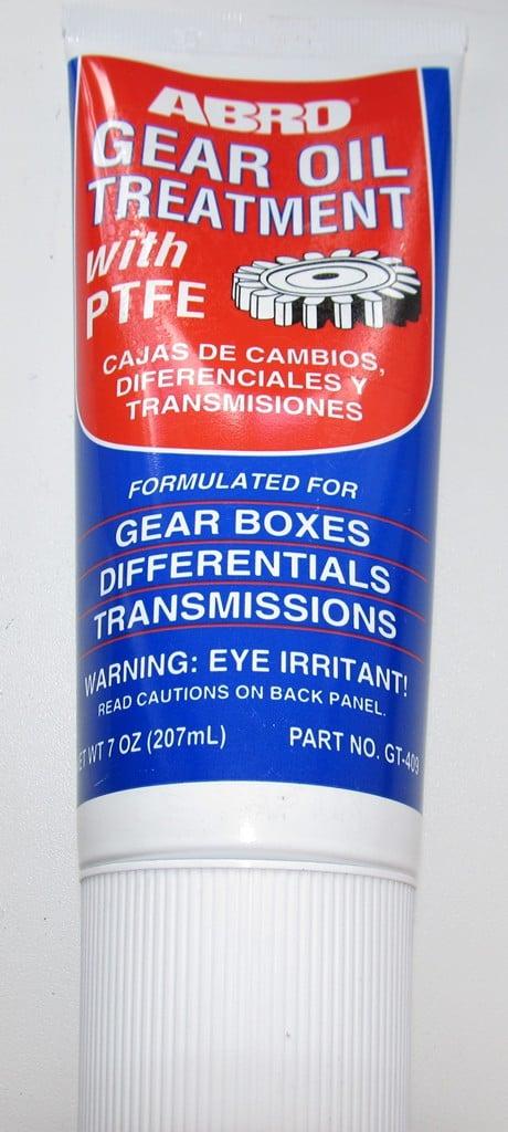Присадка в масло трансмиссионное