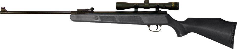 Винтовка пневматическая с оптическим прицелом Beeman Wolverine (4х32, 4.5мм) Beeman 1071