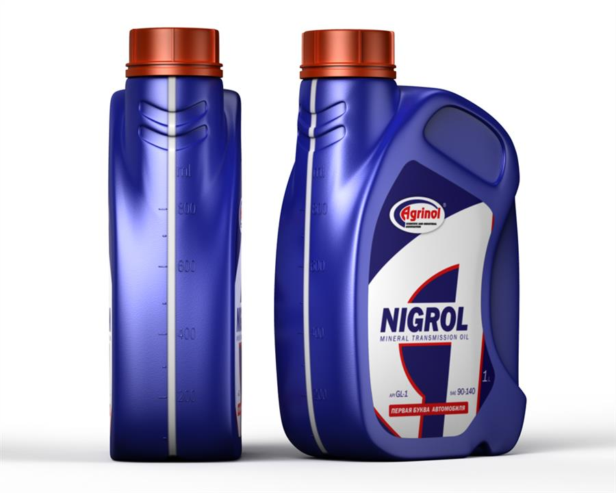 Масло трансмиссионное Agrinol Нигрол, 1 л