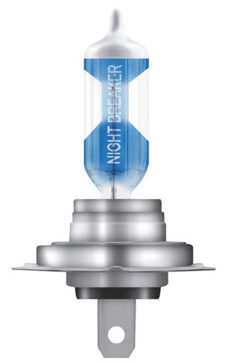 Лампа галогенная Osram Night Breaker Laser +130% H7 12V 55W (2 шт.)