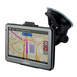 Автомобильный GPS навигатор Globex GE512 Навлюкс