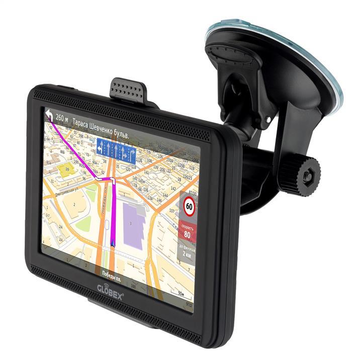 Автомобильный GPS навигатор Globex GE520 Навлюкс
