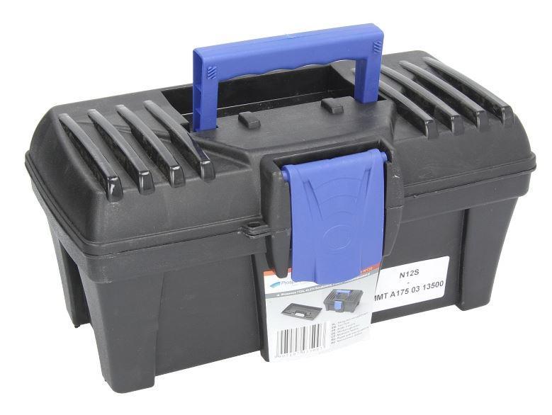 Ящик для инструментов, корпус с полипропилена, цвет чёрный, 16,7x30x15 Mammooth MMT A175 03 13500