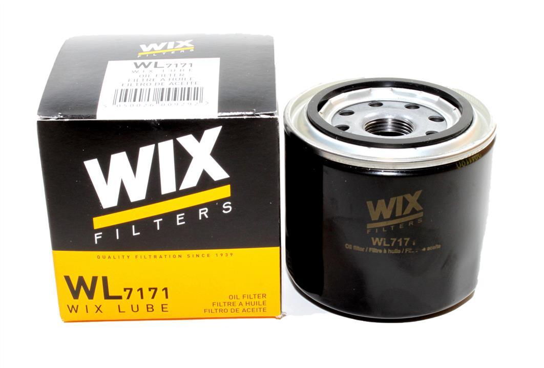 Фильтр масляный WIX WL7171 - фото 4
