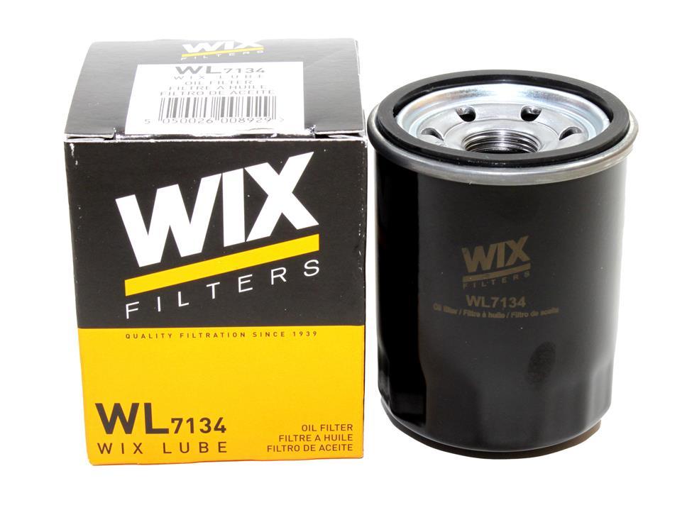 Фильтр масляный WIX WL7134 - фото 4