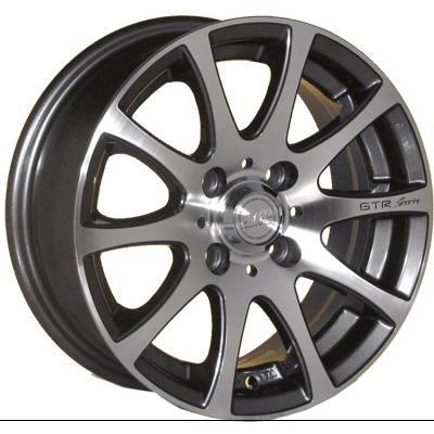 Диск Колесный Легкосплавный Zorat Wheels (3114Z) 6,5x15 5x100 ET38 DIA57,1 EP Zorat Wheels ZORATWHEELS3114Z6515510057138EP