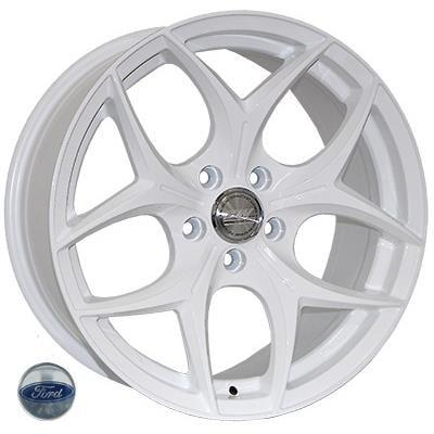 Диск Колесный Легкосплавный Zorat Wheels (3206) 7,5x17 5x108 ET40 DIA67.1 W