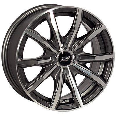 Диск Колесный Легкосплавный Zorat Wheels (4408) 6x14 4x98 ET38 DIA58.6 MK-P Zorat Wheels ZORATWHEELS440861449858638MK-P