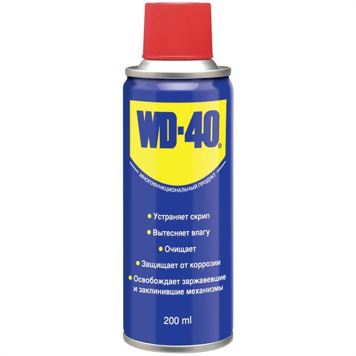 Смазка универсальная WD-40, спрей, 200+50 мл