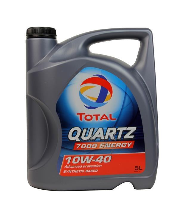 Масло моторное Total QUARTZ 7000 ENERGY 10W-40, 5 л  (201537)